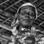 Madagacar : visage de femme