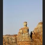 Madagascar : La Reine de l'Isalo, massif ruiniforme