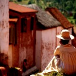 Madagascar, village de Soatana