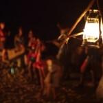 danse sur la plage d'ifaty