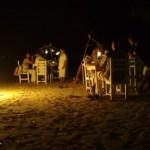 diner sur la plage d'ifaty
