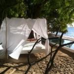 Piscine sur plage d'Ifaty